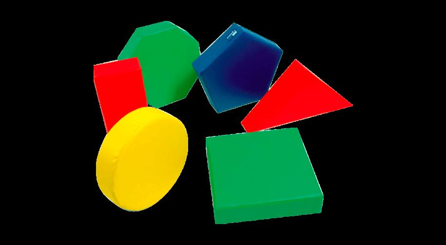 Figuras Geométricas de 6 piezas