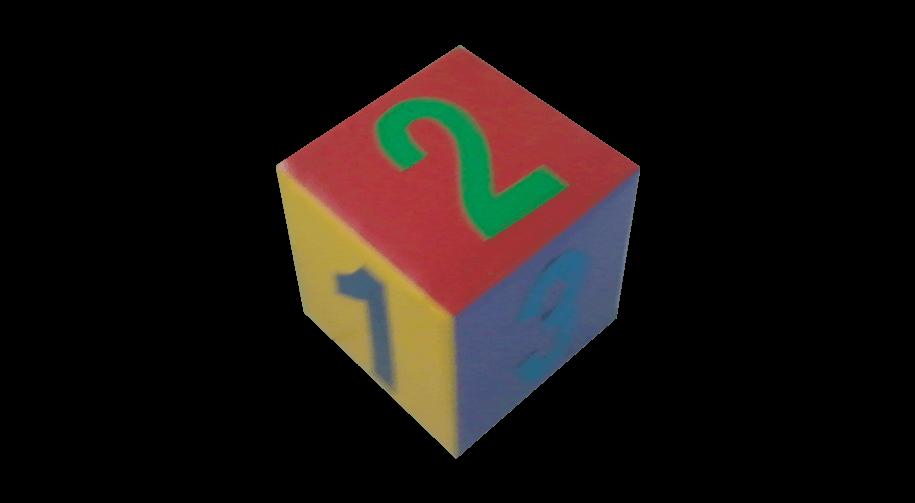 Dado con números