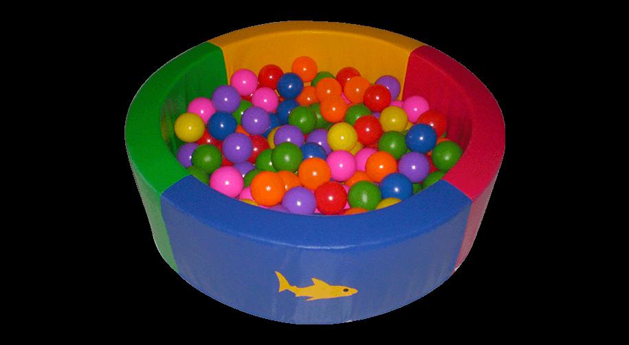 Piscina de pelotitas